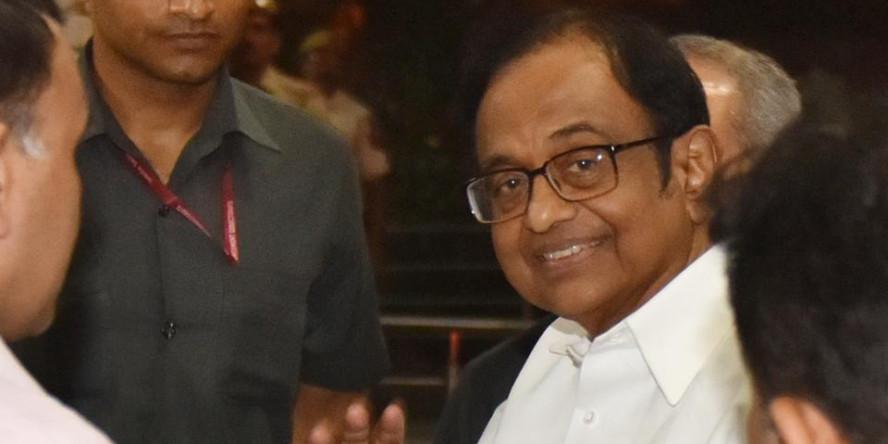 CBI files charge sheet against P Chidambaram, son Karti in INX Media case