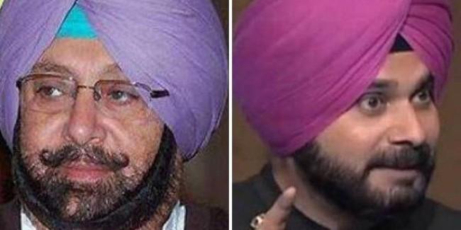 सिद्धू के अड़ियल रवैये से अमरिंदर सिंह नाराज, राहुल गांधी से करेंगे मुलाकात