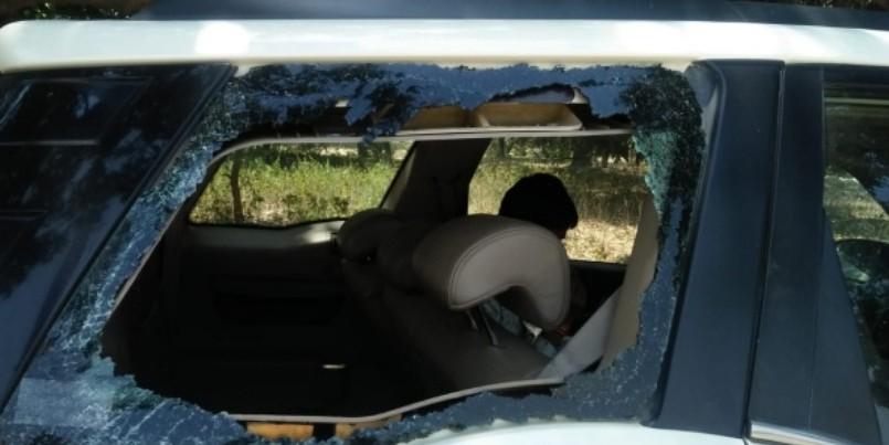 छपरा में RJD और BJP के कार्यकर्ताओं में मारपीट, गाड़ियों के शीशे तोड़े