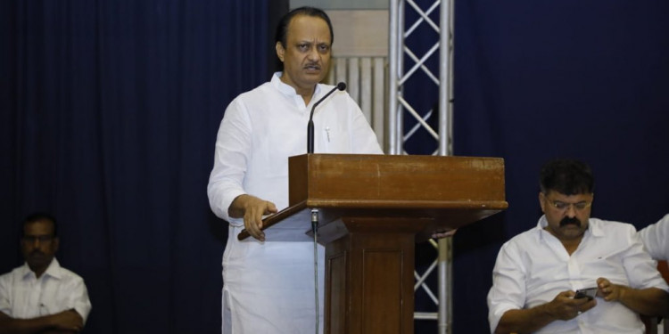It was Not a Revolt: Ajit Pawar on Joining Hands With BJP