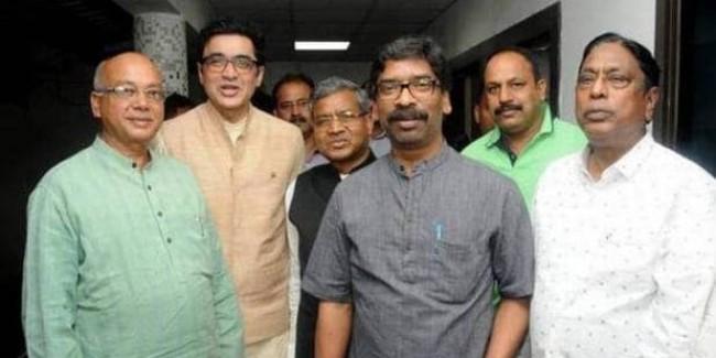 झारखंड चुनाव की तैयारी में जुटा महागठबंधन, कोई पार्टी नहीं छोड़ेगी जीती हुई सीट