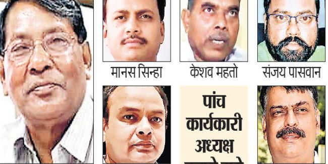 रांची : रामेश्वर उरांव को प्रदेश कांग्रेस की कमान, पांच कार्यकारी अध्यक्ष भी मनोनीत किये गये
