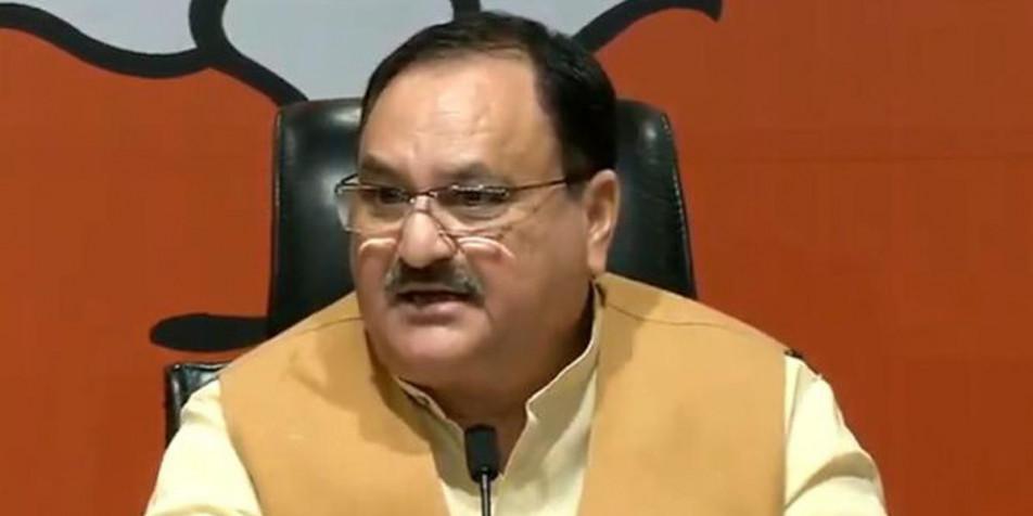 JP Nadda Pays Respect to Kargil Martyrs