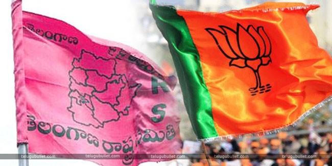 BJP slams TRS govt on debts, construction of new Secretariat