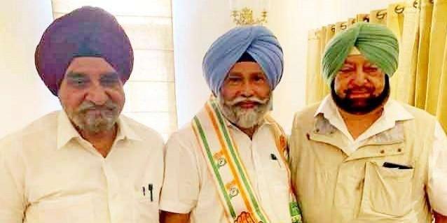 पंजाब में आम आदमी पार्टी को झटका, विधायक मानशाहिया कांग्रेस में शामिल