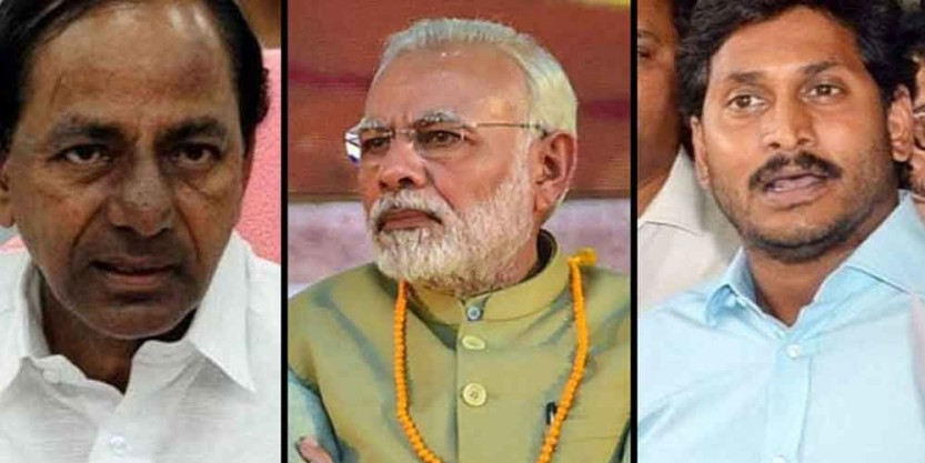 YS Jagan, KCR to attend PM Modi's oath-taking ceremony