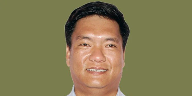 Newly-Elected Arunachal Pradesh Lawmakers Take Oath