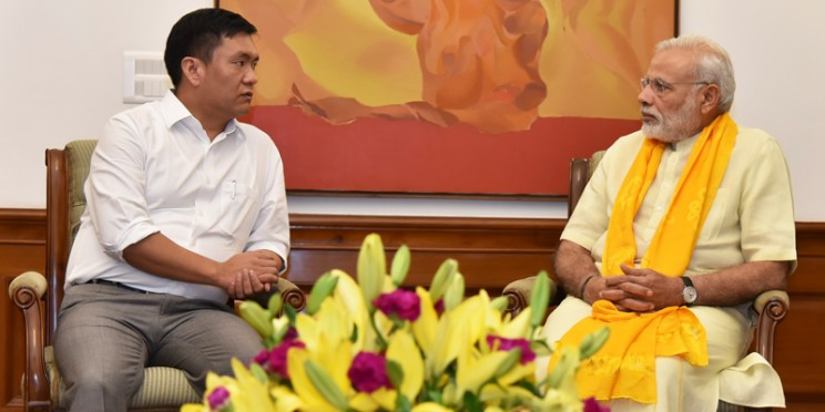 Arunachal CM appointed member of committee for transforming agriculture
