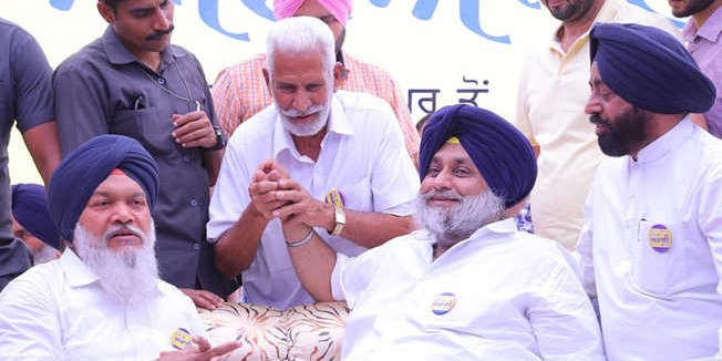 Sukhbir promises unparalleled growth