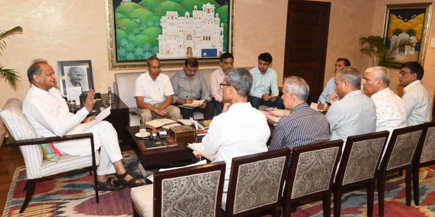 जयपुर में दिल्ली जैसे हालात, CM गहलोत ने बताया- स्वास्थ्य आपातकाल