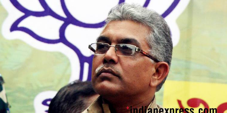 West Bengal BJP chief Dilip Ghosh's convoy attacked a day before 'Rath Yatra', party blames TMC
