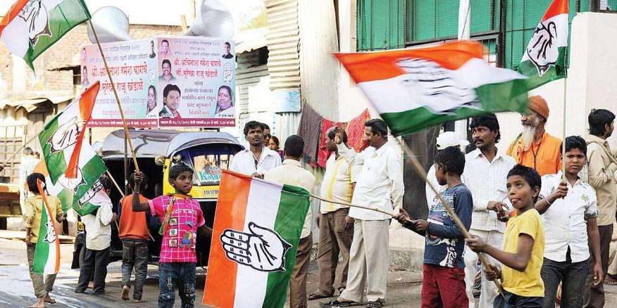 Congress-NCP assails BJP's 'Congress Mukta' agenda