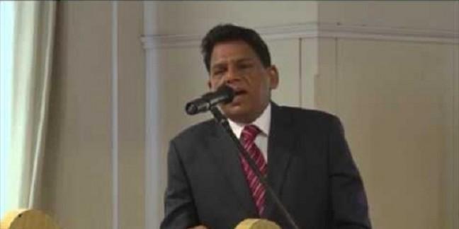 पूर्व आईपीएस दलबीर भारती ने छोड़ी कांग्रेस पार्टी