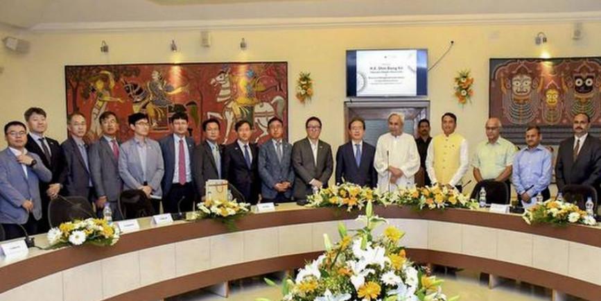 South Korea keen to make a fresh start in Odisha