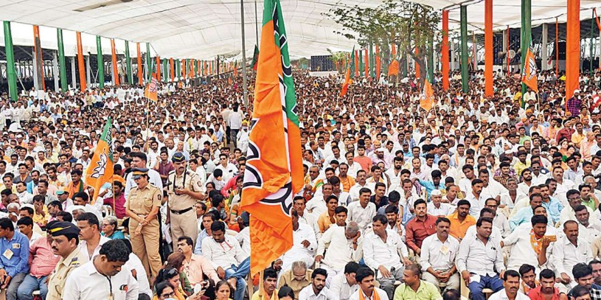 Maharashtra BJP executive meet on May 21 to review LS poll work
