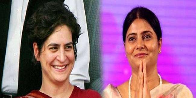 प्रियंका गांधी से मिलीं अनुप्रिया पटेल, कहा- BJP से बातचीत की मियाद खत्म; टूट जाएगा गठबंधन?
