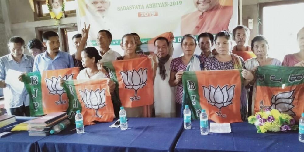 Mizo govt. defending corrupt activities: BJP