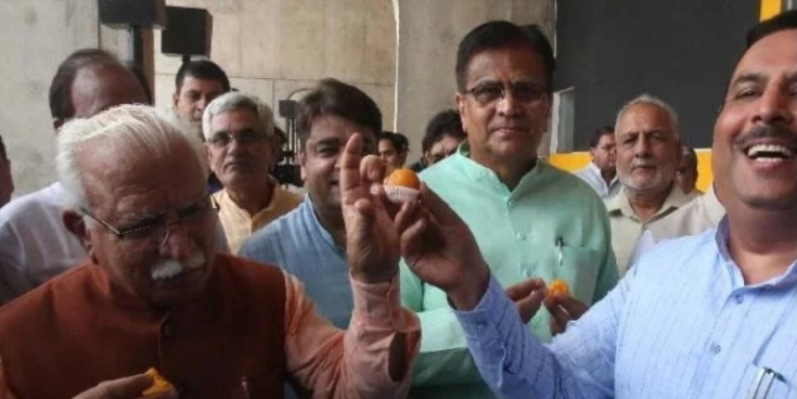 अनुच्छेद-370 हटाने के धन्यवाद प्रस्ताव पर भिड़े भाजपा-कांग्रेस, भारत माता की जय से गूंजा सदन