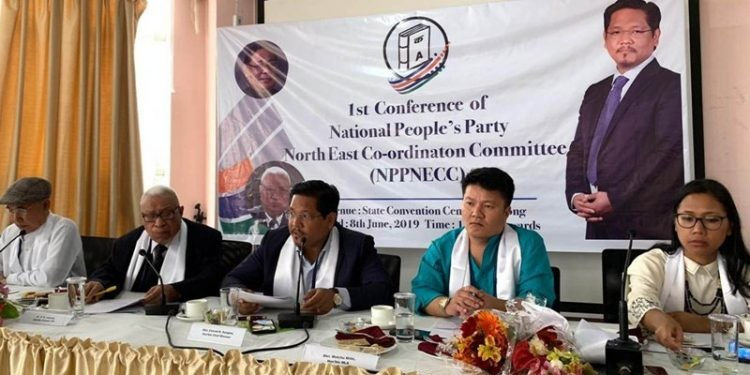 "ECI's recognition to NPP as ""National Party"" will pave the new way, says Lapang"
