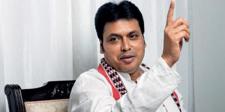 Article 370 bred terrorism in country, says Tripura CM