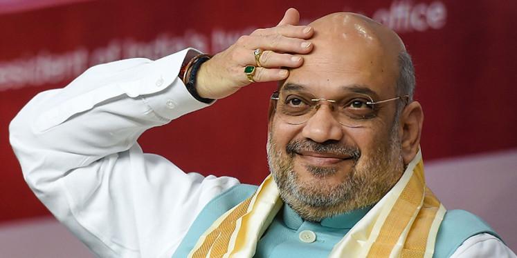 देश की एकता में बाधक था 370, PoK नेहरू की गलती- अमित शाह