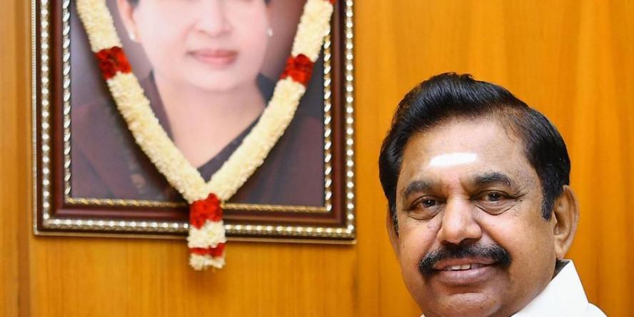 'Chidambaram only a burden on earth', says Tamil Nadu CM Palaniswami