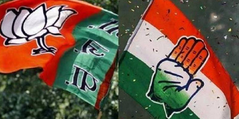 Congress facing economic slowdown as its 'moneybag handlers' are in jail: BJP