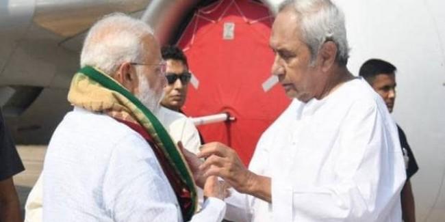 नवीन पटनायक ने PM नरेंद्र मोदी को लिखी चिट्ठी, केंद्र सरकार से मांगी ये मदद