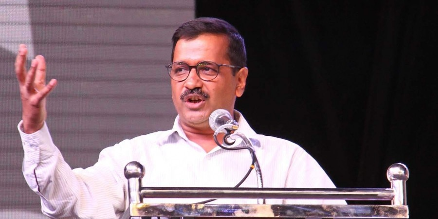 सीएम केजरीवाल का पीएम मोदी पर हमला, कहा- बंगाल में जो चुनाव आयोग कर रही वह देश के लिए खतरा