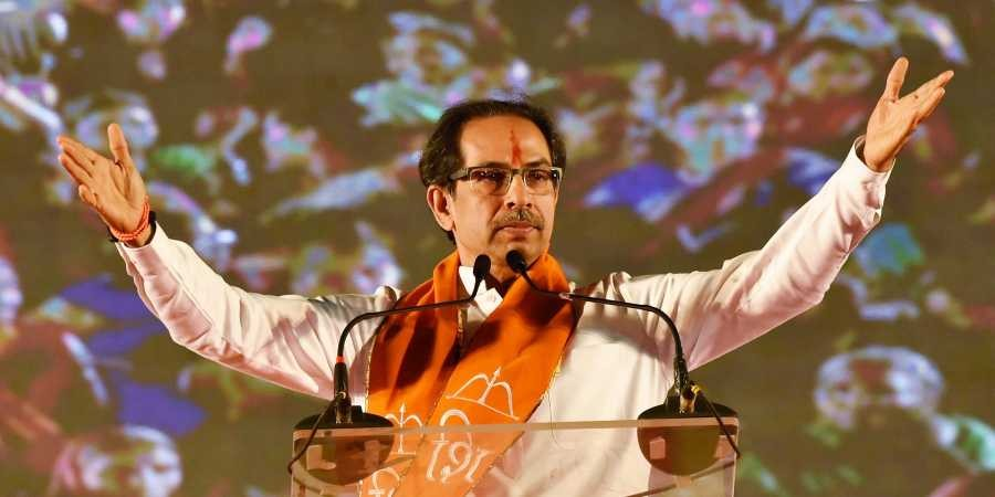 Pay farmers' dues or face Sena wrath: Shiv Sena chief Uddhav Thackeray warns insurance companies