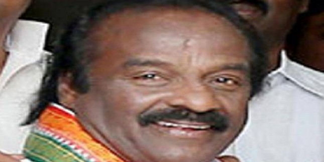 Nanguneri to face bypoll as Congress MLA Vasanthakumar resigns