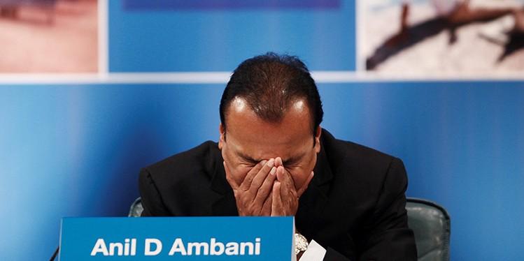 विदेशी मीडिया का दावा- राफेल डील के बाद अनिल अंबानी को मिली टैक्स में छूट