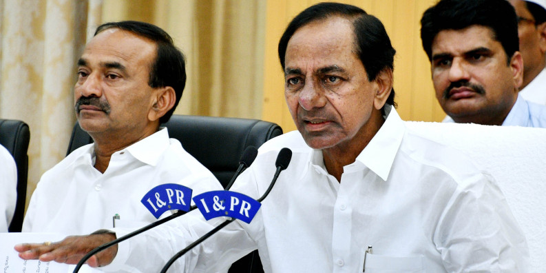 KCR's offer to RTC workers shown results