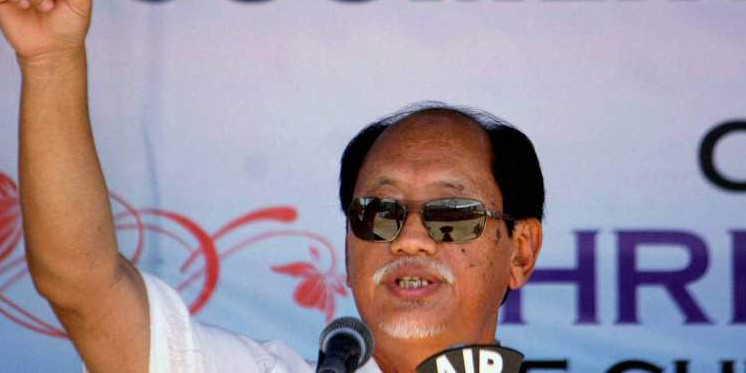 Minor reshuffle in Nagaland Cabinet