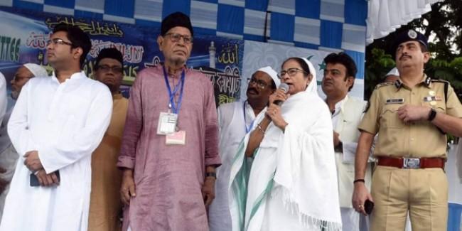 'जो हमसे टकराएगा, चूर-चूर हो जाएगा', ईद पर अल्पसंख्यक समुदाय से बोलीं ममता बनर्जी