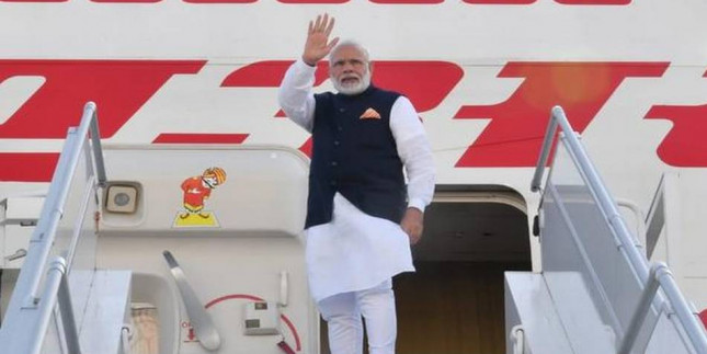 PM Modi concludes U.S. visit, thanks Americans for exceptional hospitality