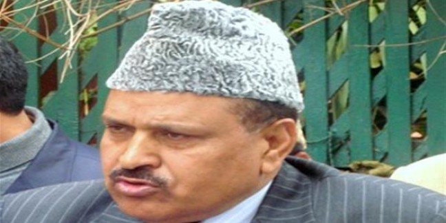PC will end corruption, strengthen SAC if comes to power: Vakil