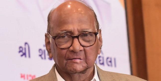 NC, Farooq Abdullah were once BJP's allies, Sharad Pawar reminds PM Modi