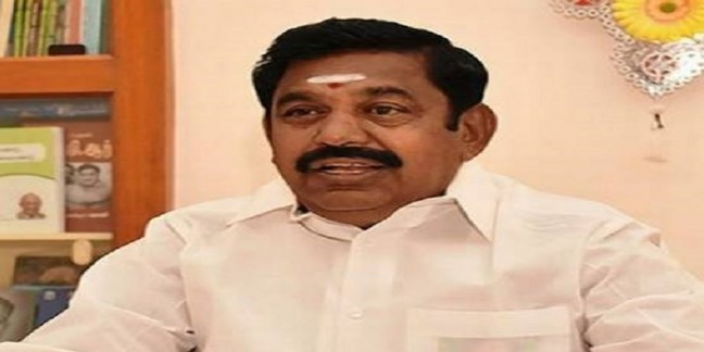 No opposition leader except Stalin backs Rahul for PM: Palaniswami