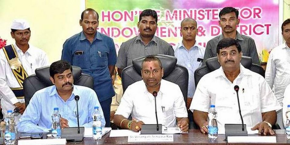 Vamsadhara: Minister for talks with Odisha CM