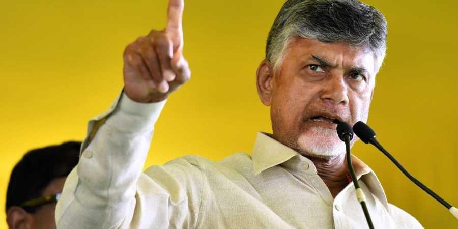 Andhra Pradesh CM Chandrababu Naidu's reviews only for getting commission: YSRC