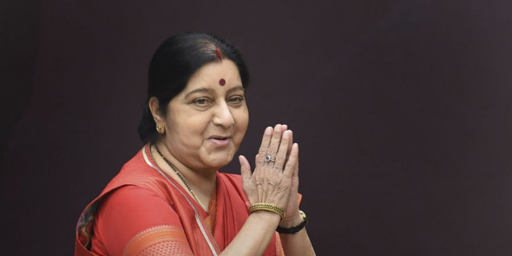 Sushma Swaraj, Former Foreign Minister and BJP Stalwart, Passes Away; BJP Leaders Rush to AIIMS