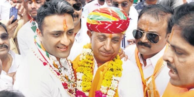 अजमेर और भीलवाड़ा में भाजपा मजबूत, टोंक-स. माधोपुर में कांग्रेस हावी