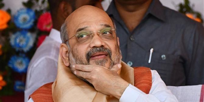 'तेलंगाना, आंध्र, केरल को BJP का गढ़ बनाओ': अमित शाह