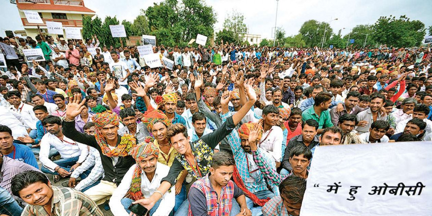 OBC outfits protest against drop in quota for local body election