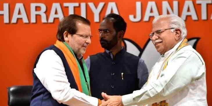 'हरियाणा में बढ़ रहा भाजपा का कुनबा, जीत का बनेगा रिकार्ड'