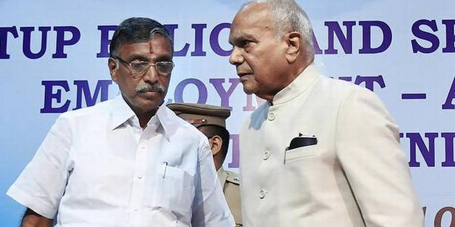 Purohit calls for transparent practices in universities