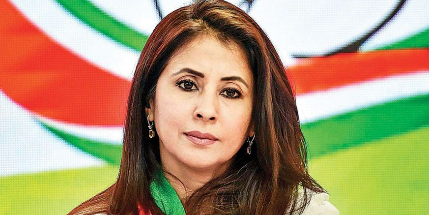 Urmila Matondkar fears for her life after BJP, Congress workers brawl at rally