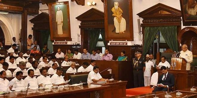 T.N. Assembly session set to commence on June 28