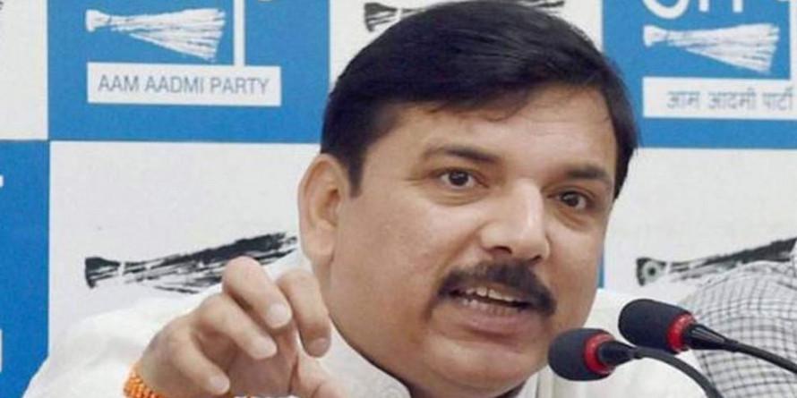 मोदी सरकार को सत्ता में आने से रोकने के लिए SP-BSP गठबंधन सकारात्मक पहल : AAP